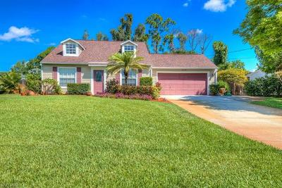 Fort Myers Single Family Home For Sale: 18268 Lily Ln