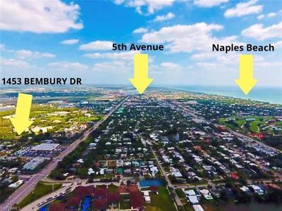 Naples Single Family Home For Sale: 1453 Bembury Dr