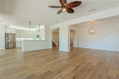 Naples Single Family Home For Sale: 3427 Baltic Dr