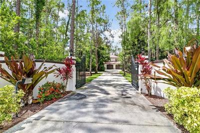 Single Family Home For Sale: 4930 Mahogany Ridge Dr