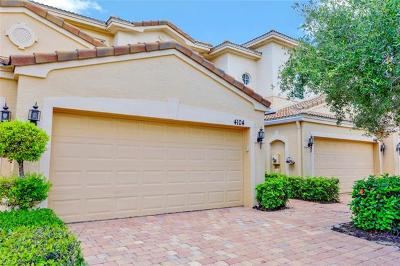 Fort Myers Condo/Townhouse For Sale: 4104 Cherrybrook Loop