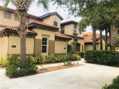 Fort Myers Condo/Townhouse For Sale: 9326 Aviano Dr #201