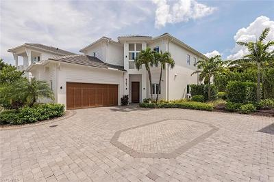 Naples Single Family Home For Sale: 9161 Mercato Way