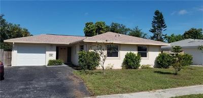 Naples Single Family Home For Sale: 3443 W Balboa Cir