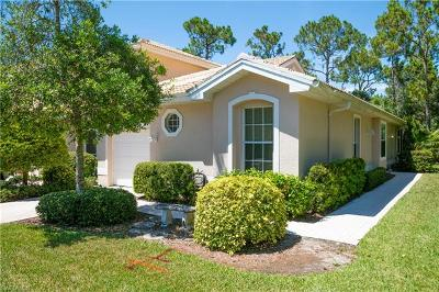 Naples Single Family Home For Sale: 7550 Meadow Lakes Dr #4704