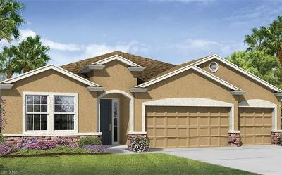 Cape Coral Single Family Home For Sale: 1708 SW 44th Ter