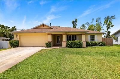 Fort Myers Single Family Home For Sale: 8272 Pittsburgh Blvd