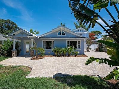 Naples Single Family Home For Sale: 1265 Forest Ave