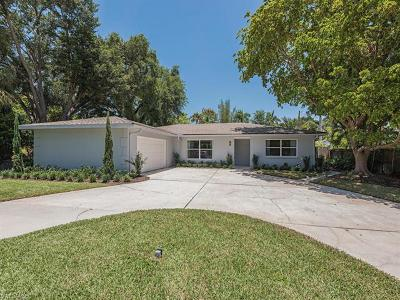 Fort Myers Single Family Home For Sale: 1365 Braman Ave