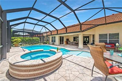 Naples Single Family Home For Sale: 7544 San Miguel Way