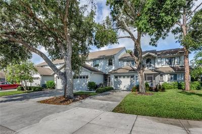 Naples Single Family Home For Sale: 879 Meadowland Dr #O