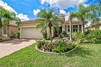Estero Single Family Home For Sale: 21421 Velino Ln