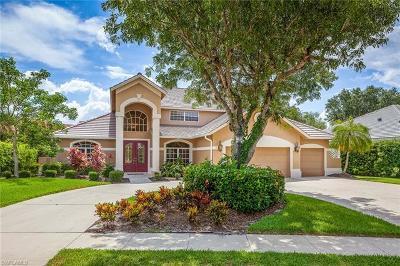Naples Single Family Home For Sale: 8032 Vera Cruz Way