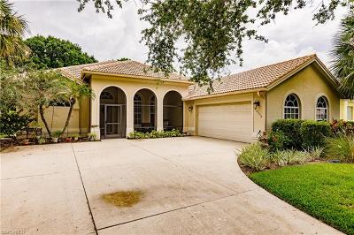 Naples Single Family Home For Sale: 6359 Old Mahogany Ct