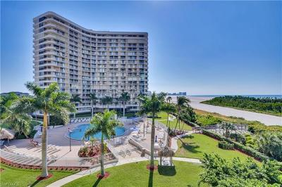 Marco Island Condo/Townhouse For Sale: 380 Seaview Ct #208