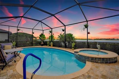 Bonita Springs Single Family Home For Sale: 16559 Bonita Landing Cir