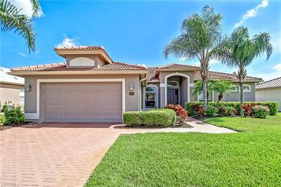 Estero Single Family Home For Sale: 13291 Lazzaro Ct