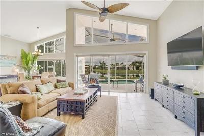 Naples Single Family Home For Sale: 11528 Night Heron Dr
