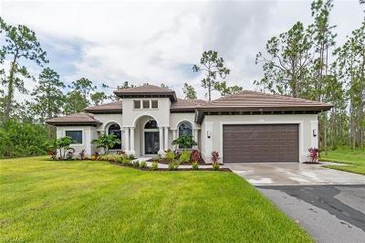 Naples Single Family Home For Sale: 1780 NE 20th Ave