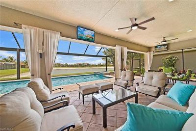 Naples Single Family Home For Sale: 3914 Glacier Ct