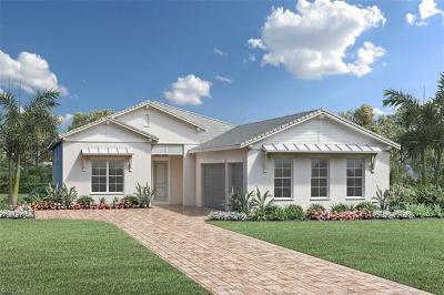 Naples Single Family Home For Sale: 8994 Redonda Dr