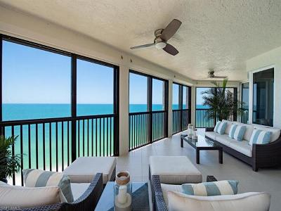 Naples FL Condo/Townhouse For Sale: $5,400,000
