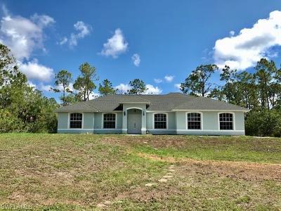 Naples Single Family Home For Sale: 3365 NE 27th Ave
