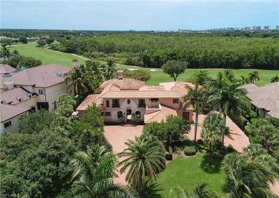 Naples Single Family Home For Sale: 9770 Bentgrass Bend