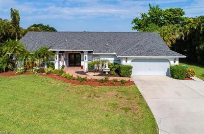 Naples Single Family Home For Sale: 9259 Quarter Moon Dr