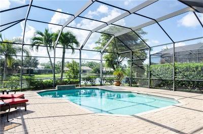 Naples Single Family Home For Sale: 9717 Wilshire Lakes Blvd