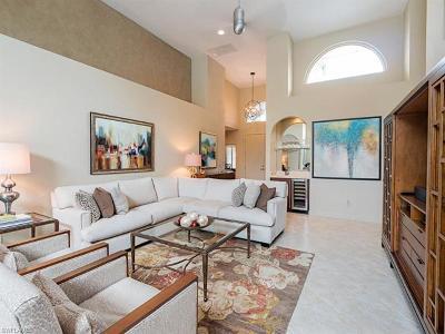 Naples Single Family Home For Sale: 184 Via Napoli