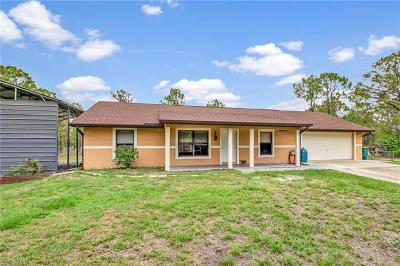 Naples Single Family Home For Sale: 3995 NE 31st Ave