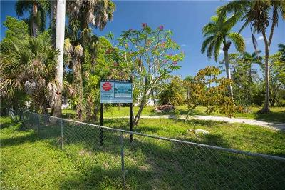 Naples Residential Lots & Land For Sale: 2505 Estey Ave