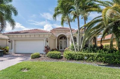 Bonita Springs Single Family Home For Sale: 14096 Lavante Ct