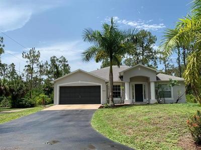 Naples Single Family Home For Sale: 2920 NE 14th Ave