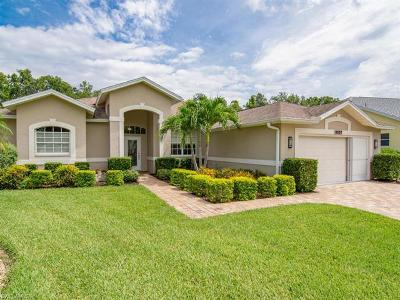 Estero Single Family Home For Sale: 9207 Lanthorn Way