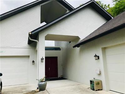 Naples Single Family Home For Sale: 2751 SW 68th St