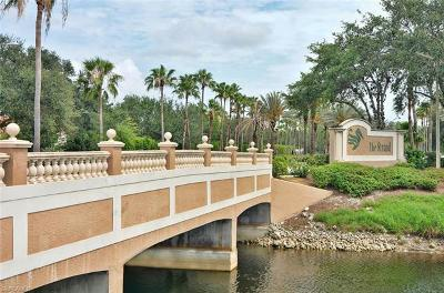 Naples Condo/Townhouse For Sale: 5944 Sand Wedge Ln #1104