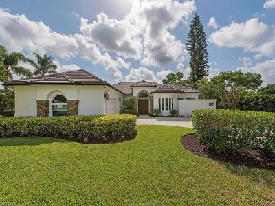 Naples Single Family Home For Sale: 10756 Winterview Dr