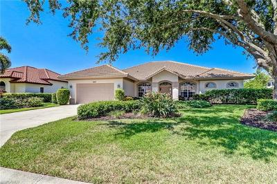 Naples Single Family Home For Sale: 4324 Mourning Dove Dr
