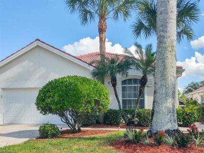 Naples Single Family Home For Sale: 360 Pindo Palm Dr