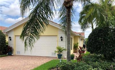 Naples Single Family Home For Sale: 7619 Novara Ct