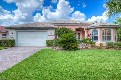 Naples Single Family Home For Sale: 3640 Recreation Ln