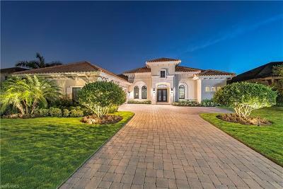 Naples Single Family Home For Sale: 6037 Sunnyslope Dr