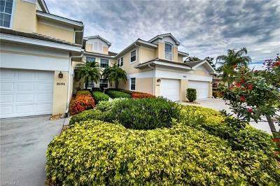 Naples Condo/Townhouse For Sale: 8445 Mystic Greens Way #2102