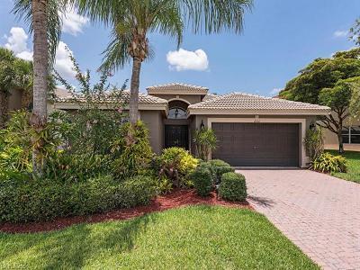 Naples Single Family Home For Sale: 2092 Isla De Palma Cir