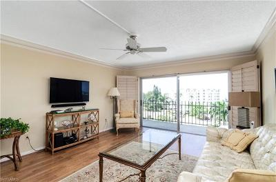 Moorings Condo/Townhouse For Sale: 2150 N Gulf Shore Blvd #611