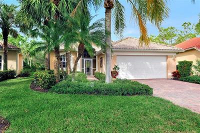 Naples Single Family Home For Sale: 6451 Waverly Green Way