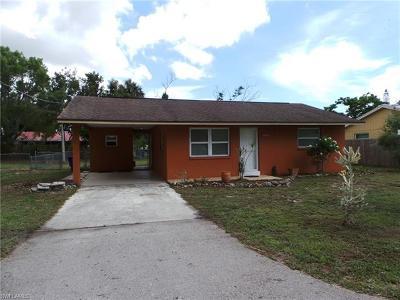 Bonita Springs Single Family Home For Sale: 11023 Cherry St