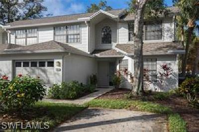 Naples Condo/Townhouse For Sale: 780 Meadowland Dr #J